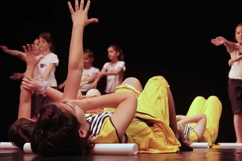 Baletski studio DKC Beograd