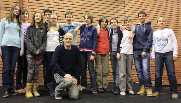 Pozorišna radionica na engleskom jeziku | DKC Beograd