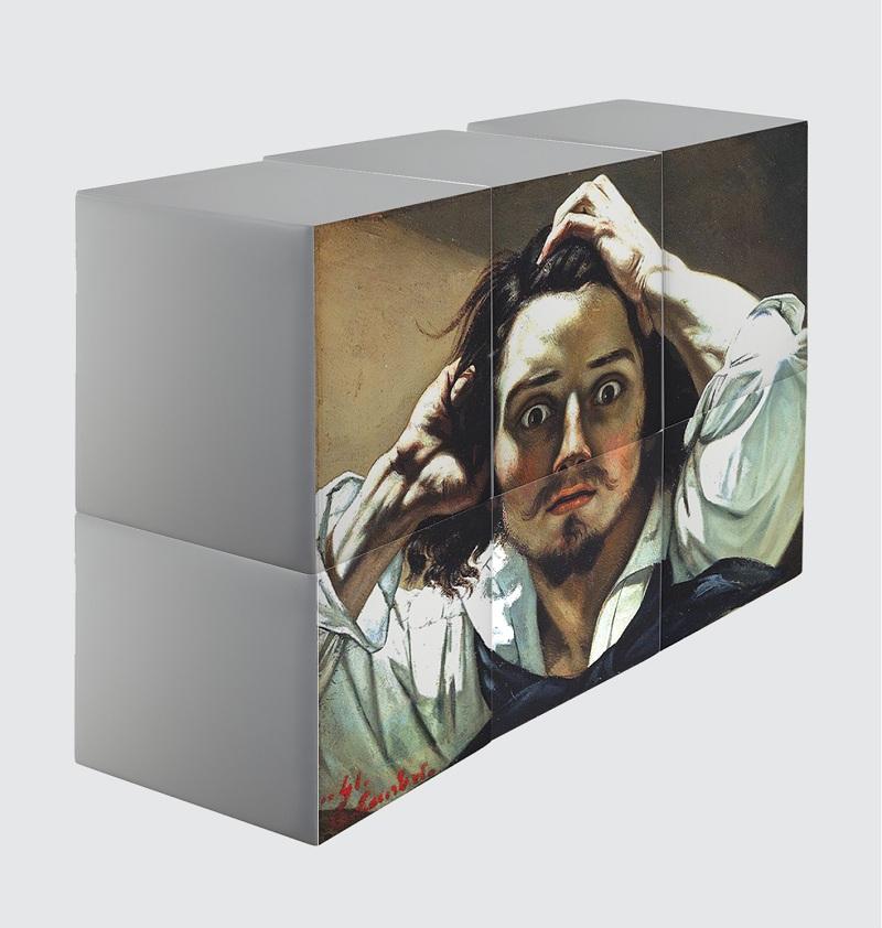 Izlozba Radost Evrope tabure 3D prikaz slikari 1