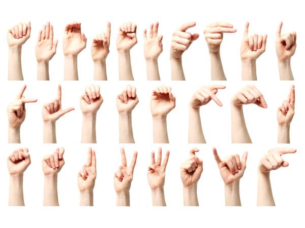 знаковни језик