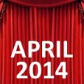 Pozorišni repertoar DKCB za april 2014. godine