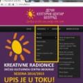 Počeo upis u kreativne radionice Dečjeg kulturnog centra Beograd