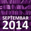 Predlog biblioteke DKC Beograd za septembar 2014. godine