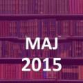 Predlog biblioteke DKC Beograd za maj 2015. godine