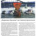 Видимо се на дванаестом Београдском карневалу бродова