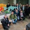 """У СУСРЕТ САЈМУ НАМЕШТАЈА  3D """"Животиње из шуме"""" поклон наших пријатеља са Високе школе ликовних и примењених уметности и компаније Орацал Поликарбонати"""