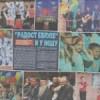 """Народне новине о манифестацији """"Радост Европе"""" у Нишу"""