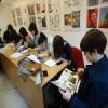 """Одржана је радионица """"Тајне концепт арта"""" са ученицима Школе за дизајн из Београда"""