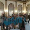 Хор Дечјег културног центра Београд данас је наступао у Старом Двору на прослави градске славе Спасовдан.