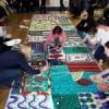 """Отварање изложбе """"Грађење и обликовање просторних површина као подстицај дечје креативности кроз ликовно промишљање орнамента"""""""