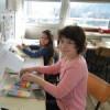 Снимање анимираног филма АРХЕОЛОШКА ПРИЧА у студију за анимирани филм Дечјег културног центра Београд