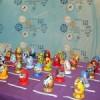 Хуманитарна продаја керамичких ускршњих јаја – фото извештај