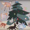 Анимирани филм Животињска новогодишња песма