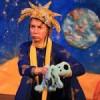 """Данас  у оквиру 18. Позоришног фестивала представе за децу и младе изведене су две представе: ,,Мали велики Пинокио"""" (трупа Ура) и  ,,Пинокио"""" (My art)"""