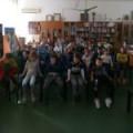 """Библиотеку Дечјег културног центра Београд посетили су ученици I разреда ОШ """"Свети Сава"""""""