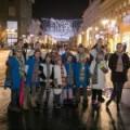 Хор ДКЦБ наступао је са новогодишњим програмом на Новосадском зимском фестивалу Новосадски Winter Fest