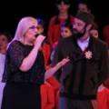 Божићни концерт у Дечјем културном центру са познатим певачима и глумцима