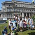 Обилазак Пионирског парка и Музеја ПТТ