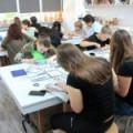 Почела је бесплатна летња радионица графике у Дечјем културном центру Београд