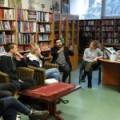 Посета ученика Школе дизајна Дечјем културном центру Београд