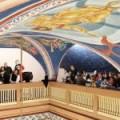Хор ДКЦБ данас је певао на Божићној Литургији у Храму Покров Пресвете Богородице