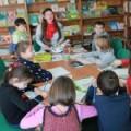"""Други час радионице """"Читамо нове књиге!"""" за основце у ДКЦБ"""