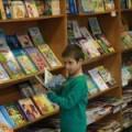 """Први час радионице """"Читамо нове књиге!"""" за основце у ДКЦБ"""