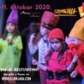 Пети међународни фестивал ГЛУМИЈАДА у ДКЦБ од 09. до 11. ОКТОБРА 2020.