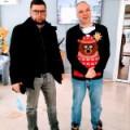 Секретар за културу Иван Карл у посети Дечјем културном центру Београд