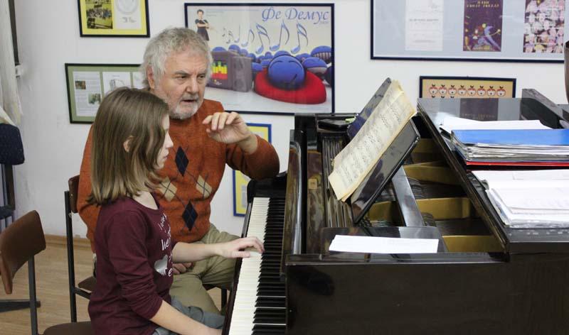Škola klavira - Dečji kulturni centar Beograd