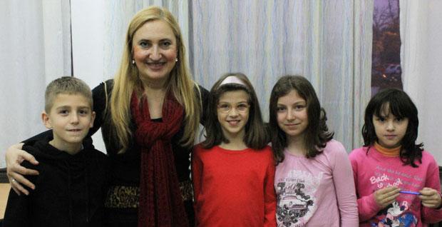 Škola pop pevanja DKC Beograd