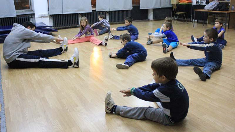 Sport za najmladje - Sportić