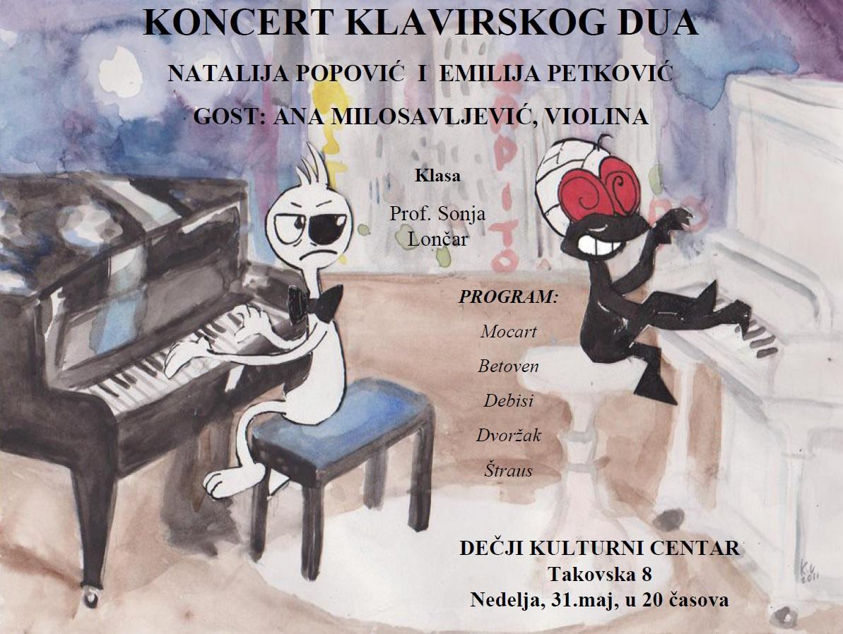 20150525 Koncert Klavirskog Dua