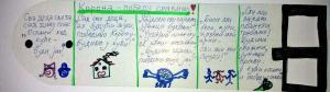 """Лена Нићифоровић, II разред ОШ ,,Мајка Југовића"""", Земун, учитељица Лидија Маринковић"""