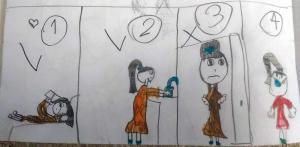 Вида Чаушевић,  6 година