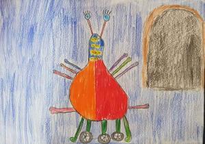 Николина давидовић, 6 година, Ужице