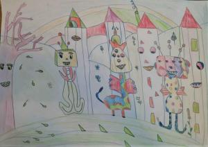 Леа Танасијевић, 7 година, Разиграни, Београд