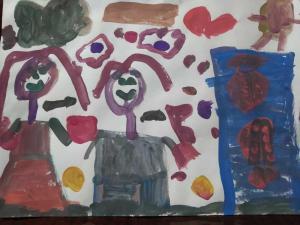Маша Њежић, 4 године, Београд