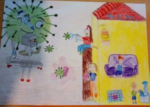 Софија Алексић, 9 година, Баљевац на Ибру